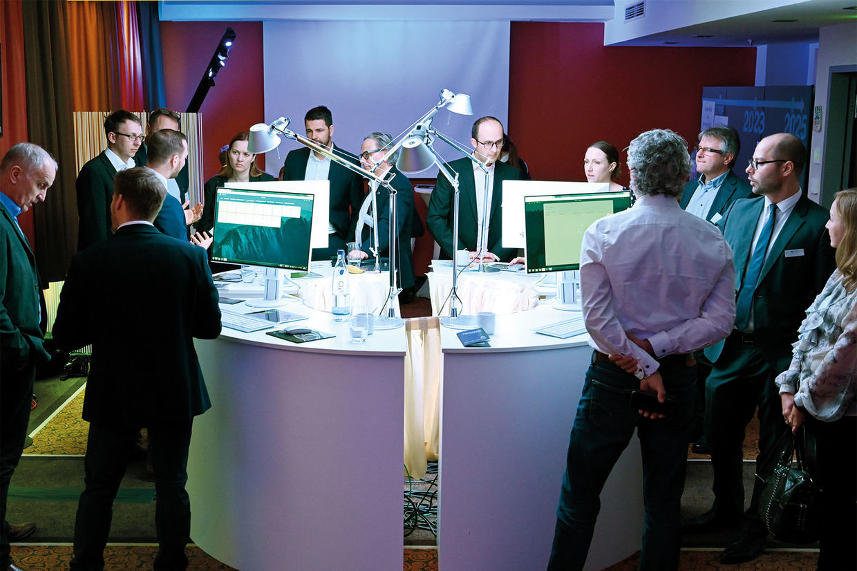 INNOVATION Lounge auf dem 14. OpenPromos Anwenderforum